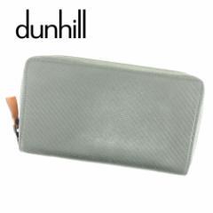 ダンヒル dunhill トラベルケース 長財布 メンズ可 人気 セール【中古】 T6528