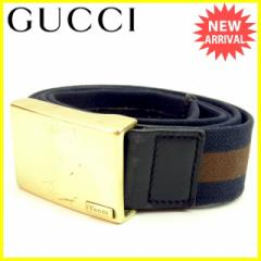 グッチ Gucci ベルト レディース メンズ 可 シェリー [中古] 人気 セール J15325