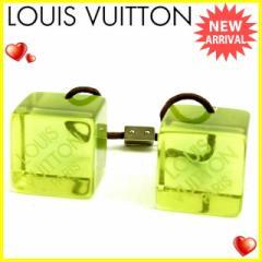 ルイ ヴィトン LOUIS VUITTON ヘアゴム レディース クリアヘアキューブ [中古] 人気 セール L1501