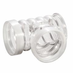 三晃商会 SANKO T型パイプ (ハムスターパイプ) ゴールデンハムスター トンネル おもちゃ