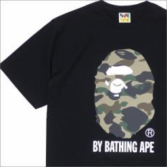 (2018新作・新品)A BATHING APE (エイプ) REFLECTOR 1ST CAMO BY BATHING TEE 200-007828-061x (半袖Tシャツ)