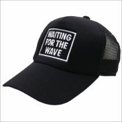 (新品)WTW(ダブルティー) WATING MESH CAP (キャップ) BLACKxWHITE 251-001216-011x【新品】(ヘッドウェア)