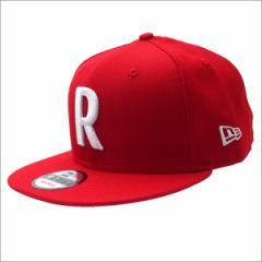 (2017新作・新品)RHC Ron Herman(ロンハーマン) x New Era(ニューエラ) R 9FIFTY SNAPBACK RED 250-000422-013+(ヘッドウェア)