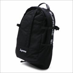 (2018新作・新品)SUPREME(シュプリーム) Backpack (バックパック) BLACK 276-000281-011+【新品】(グッズ)