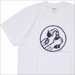 (2018新作・新品)SUPREME(シュプリーム) Molotov Tee (Tシャツ) WHITE 200-007749-040+【新品】(半袖Tシャツ)