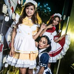 メイド/全6色 コスプレ 可愛いコスチューム コスプレ 衣装 ハロウィン コス オソロ
