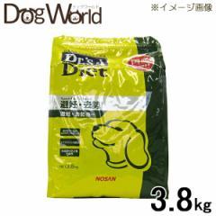 ドクターズダイエット 犬用 避妊・去勢 避妊・去勢後〜 3.8kg