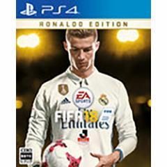 FIFA 18 RONALDO EDITION 【中古】 PS4 ソフト  / 中古 ゲーム