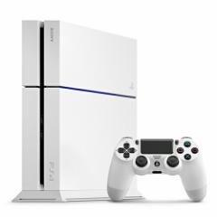PS4 本体 グレイシャーホワイト CUH-1200AB02 / 中古 ゲーム