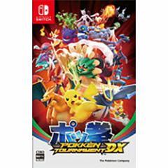 ポッ拳 POKKEN TOURNAMENT DX 【中古】 Nintendo Switch ソフト HAC-P-BAAYA / 中古 ゲーム