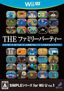SIMPLEシリーズ for Wii U Vol.1 THE ファミリーパーティー 【Wii U】【ソフト】【新品】 WUP-P-AFPJ