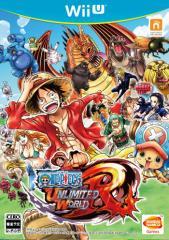ワンピース アンリミテッドワールド R WiiU ソフト WUP-P-AUNJ / 中古 ゲーム