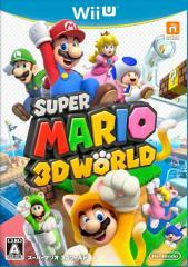 スーパーマリオ 3Dワールド 【Wii U】【ソフト】【新品】 WUP-P-ARDJ