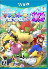 マリオパーティー10 WiiU ソフト WUP-P-ABAJ / 中古 ゲーム
