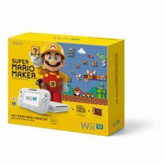 WiiU 本体 スーパーマリオメーカー セット WUP-S-WAHA / 中古 ゲーム