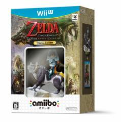 ゼルダの伝説 トワイライトプリンセス HD SPECIAL EDITION WiiU ソフト WUP-R-AZAJ / 中古 ゲーム