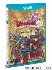 ドラゴンクエストX いにしえの竜の伝承 オンライン 【Wii U】【ソフト】【新品】 WUP-P-BDLJ