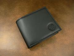 レビューで次回2000円オフ 直送 ハンティングワールド HUNTING WORLD メンズ 二つ折り 短財布 13A-310 ブラック