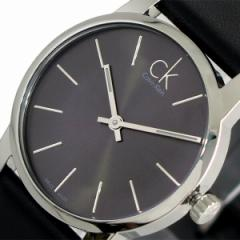 レビューで次回2000円オフ 直送 カルバンクライン CALVIN KLEIN 腕時計 レディース K2G23107 シティー CITY クォーツ メタルブラック ブ