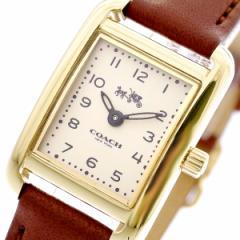 レビューで次回2000円オフ 直送 コーチ COACH 腕時計 レディース 14502297 クォーツ オフホワイト ブラウン