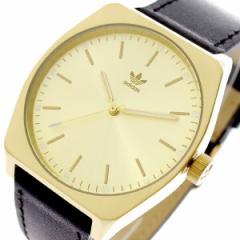 レビューで次回2000円オフ 直送 アディダス ADIDAS 腕時計 メンズ レディース Z05-510 プロセス-L1 PROCESS-L1 CJ6348 クォーツ ゴールド