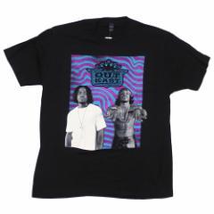 OUTKAST (アウトキャスト) WAVY PHOTO TEE [Tシャツ] BLACK 999-005559-049(半袖Tシャツ)