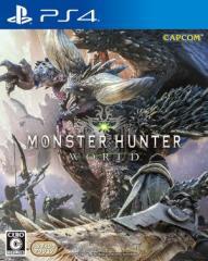 (新品即納)(メール便送料無料)(PS4)モンスターハンター:ワールド通常版