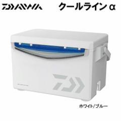ダイワ クールラインアルファ GU2500 ホワイト/ブルー (クーラーボックス)