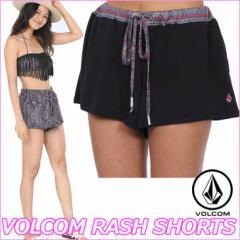 volcom ボルコム JapanLimited ラッシュガード レディース  サーフパンツ 水着 Stone Surf /VCM  Rash Shorts  VOLCOM 【返品種別SALE】