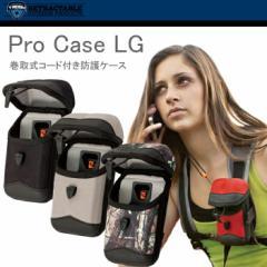 T-REIGN ティレイン プロケースLG アウトドア用巻取式コード付き防護ケース スマホ/小型カメラ/小型ビデオカメラ向け