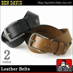 BEN DAVIS ベンデイビス ベルト メンズ 本革 ベルト メンズ 本革 ブランド カジュアル レザーベルト ベルト メンズ 大きいサイズ