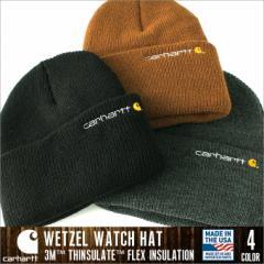 カーハート (Carhartt) キャップ メンズ ニット帽 ニットキャップ ニットキャップ ビーニー ニットキャップ 無地 ニット帽 メンズ 帽子