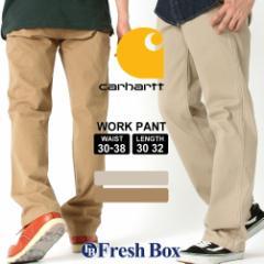 Carhartt カーハート ワークパンツ メンズ 夏 大きいサイズ メンズ 作業服 ワークパンツ アメカジ