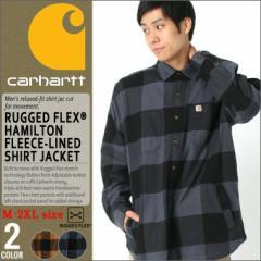 Carhartt カーハート ジャケット メンズ カジュアル シャツジャケット メンズ 大きいサイズ メンズ ジャケット チェック柄