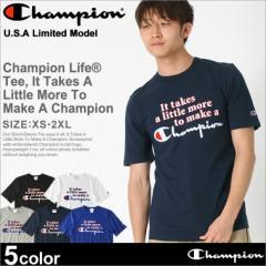 チャンピオン champion tシャツ メンズ 半袖 ブランド 大きいサイズ メンズ tシャツ アメカジ tシャツ