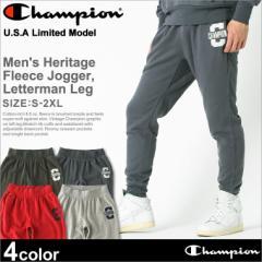 チャンピオン Champion スウェット ジョガーパンツ メンズ 大きいサイズ メンズ アメカジ スウェットパンツ 裏起毛 XL XXL LL 2L 3L