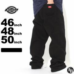 【BIGサイズ】 ディッキーズ Dickies デニム ジーンズ メンズ ブランド ブラック 黒 ブラックデニム ブラックジーンズ レギュラーFIT