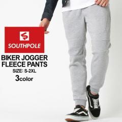 SOUTH POLE サウスポール バイカーパンツ メンズ スウェット バイカー スウェット パンツ 大きいサイズ メンズ スウェットパンツ