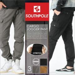 SOUTH POLE サウスポール ジョガーパンツ メンズ カーゴパンツ メンズ 大きいサイズ メンズ