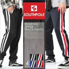 サウスポール SOUTHPOLE トラックパンツ ナイロン ジャージ パンツ 大きいサイズ メンズ パンツ ラインパンツ メンズ XL XXL LL 2L 3L