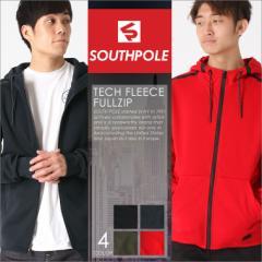 SOUTHPOLE サウスポール パーカー メンズ 大きいサイズ メンズ ジップアップパーカー  メンズ フルジップセーター メンズ ストリート