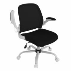 【送料無料】Bauhutte (バウヒュッテ) 事務椅子の決定版 デスクチェア The・ジム(ザジム) 日本人向け低座面設計 ブラック CP-22-BK