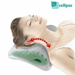 【送料無料】【ポイント10倍】 Cellpur セルプール 高反発枕 スマートピロー 30×60cm ホワイト 【2年間保証書付】