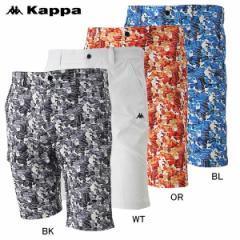 カッパ ゴルフウェア メンズ ショートパンツ KG612SP41 春夏