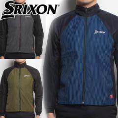 スリクソン ゴルフウェア メンズ ウィンドジャケット SRM4047F 2017秋冬