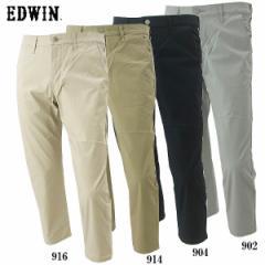 エドウイン ゴルフウェア メンズ クロップドパンツ E43PD 2017春夏