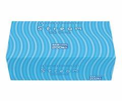 太洋紙業 ストリーム (水溶性ペーパータオル) 200枚入 7-2444-01
