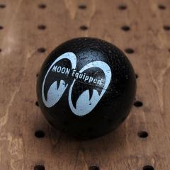 アンテナトッパー(ボール) ムーンアイズ(MOONEYES) ブラック_AT-MG015BK-MON