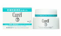 花王キュレル 潤浸保湿クリーム 40g  キュレル/乾燥肌/敏感肌/保湿/低刺激