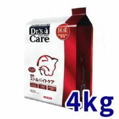 ドクターズケア 猫用ストルバイトケア フィッシュテイスト4kg 療法食